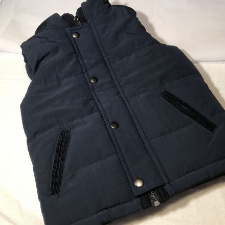 Fur Lined Body Warmer  12-18 Months